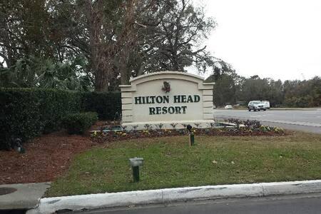 HILTON HEAD RESORT CONDO ON THE BEACH - Hilton Head Island