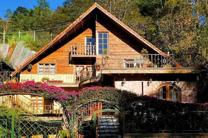 Habitación privada en Chalet