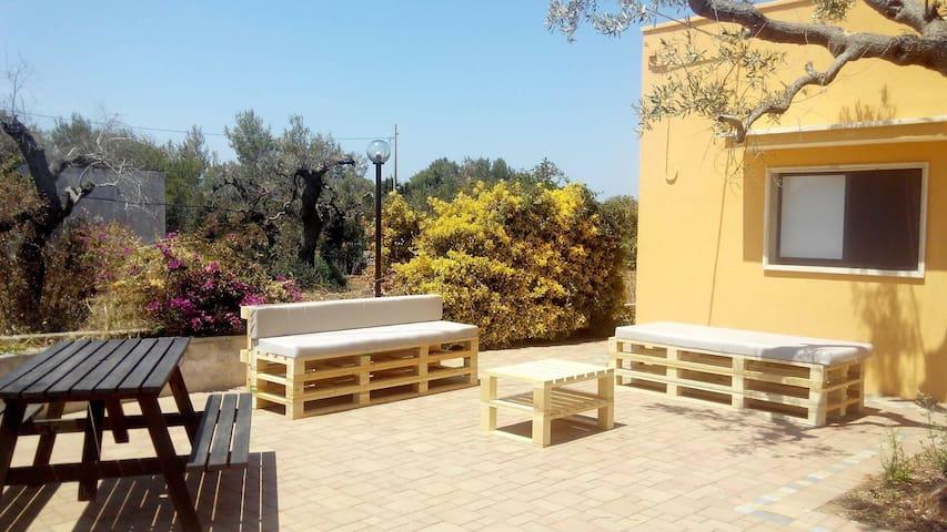 Casa in campagna vicino a Gallipoli - Parabita  - วิลล่า