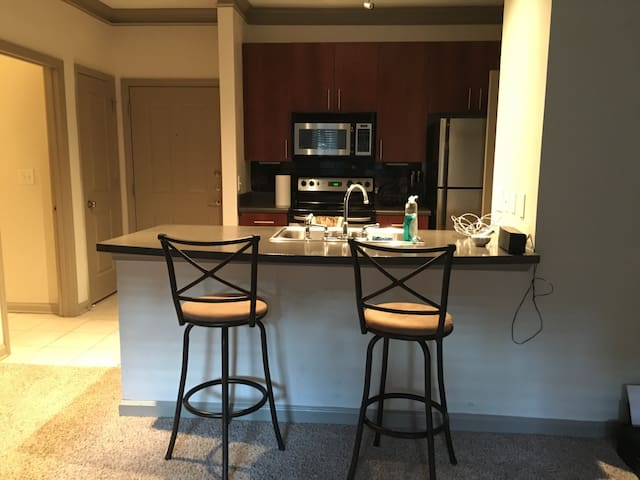 Clean, modern apartment - Atlanta - Appartement