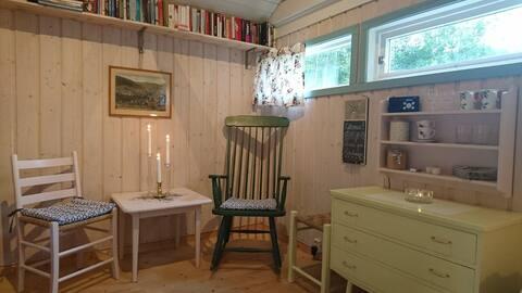 Cabin at Meisehaugen