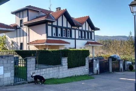 Casa en la naturaleza a 20 min de Bilbao - Gámiz-Fica - Rekkehus