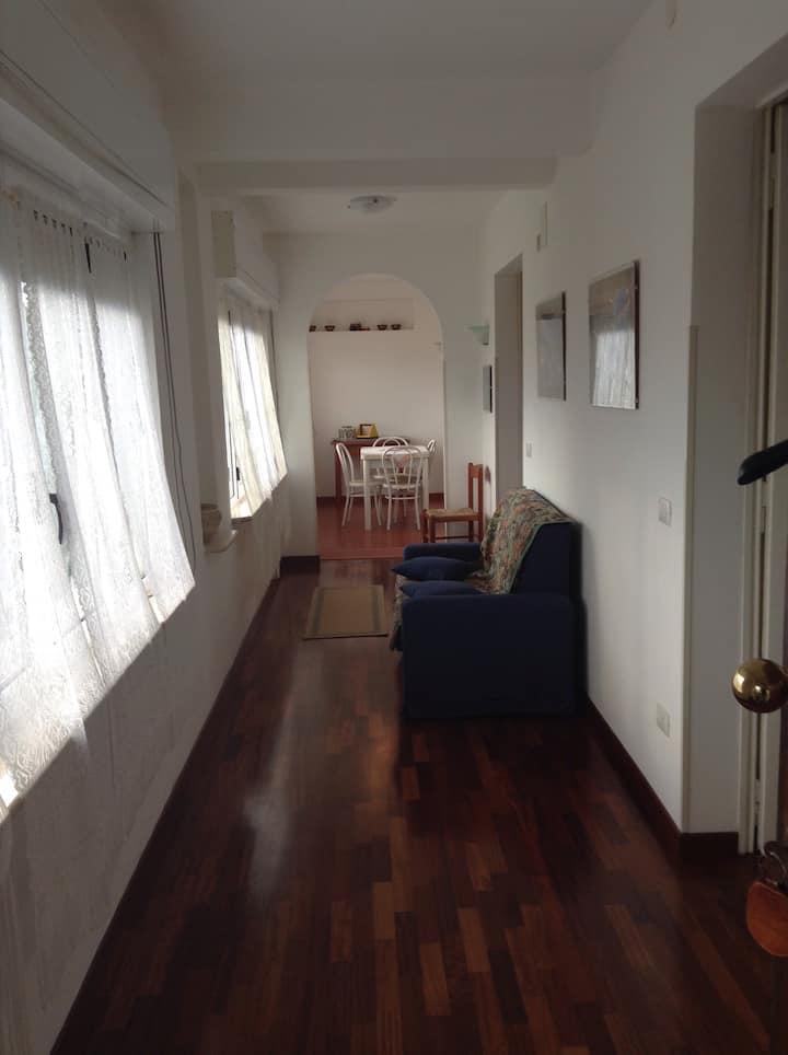 nuovo appartamento in centro paese