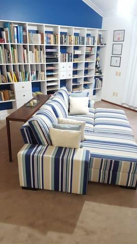 Sofá do loft