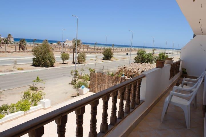 Sea view Rihana Guest House