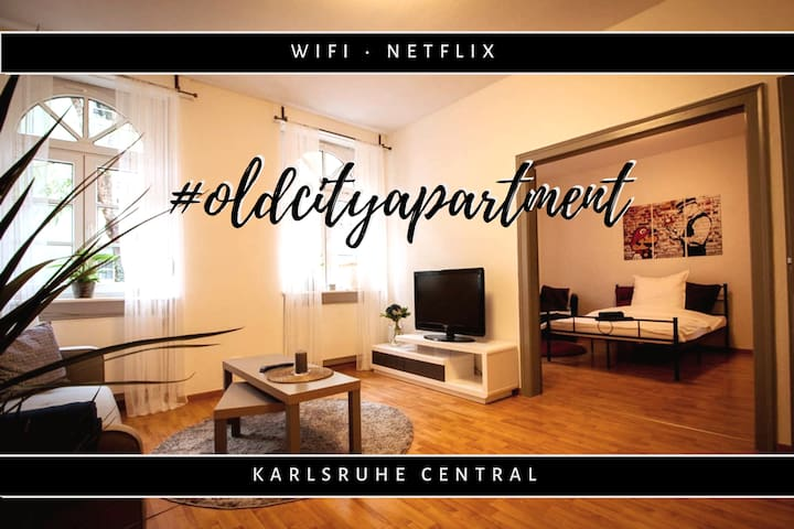 #oldcityapartment #central #wifi #appleTV #netflix