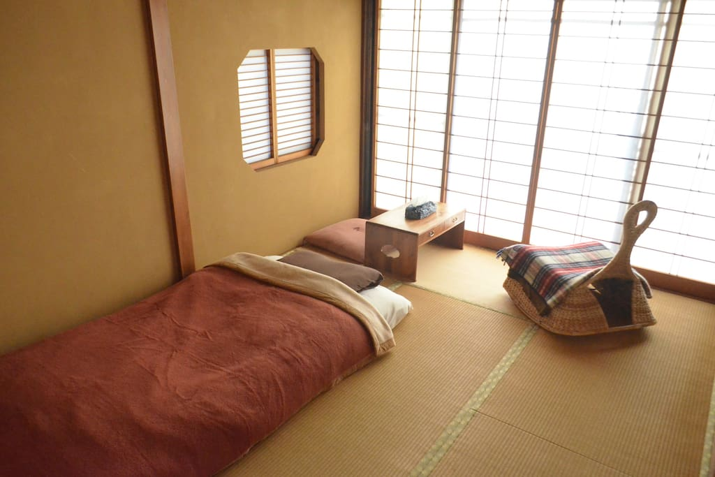 Guest room for 1 pax(Tatami)