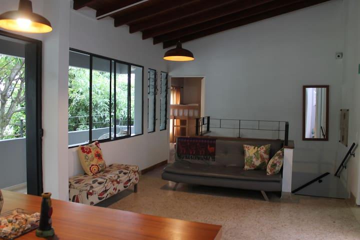 Habitación privada en Laureles