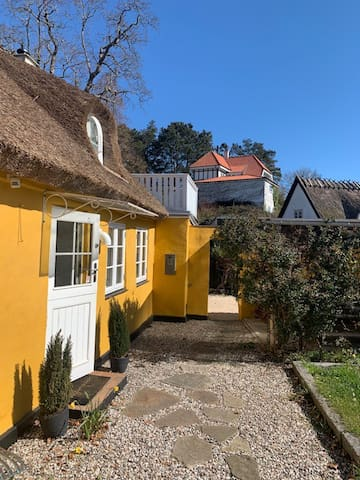 Charming 1874 house in beautiful village