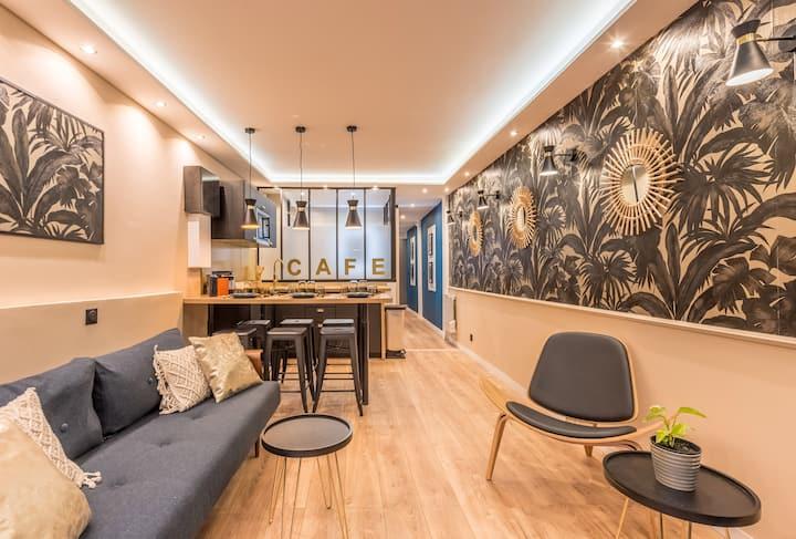 Sweet apartment in Paris / Sacré-Coeur