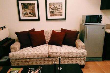 Charming place in Makati CBD - Makati - Appartement en résidence