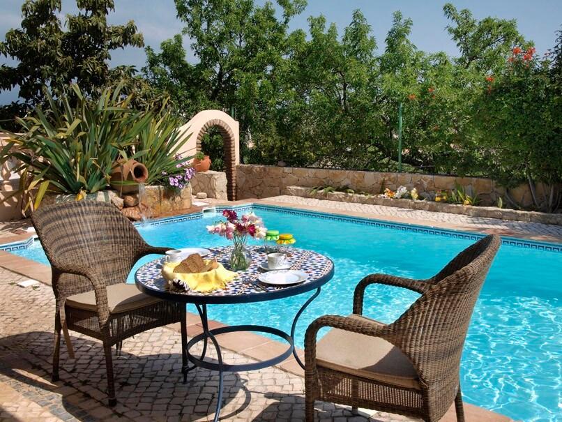 Lagos   Breakfast On The Pool!   Lagos   Bed U0026 Breakfast