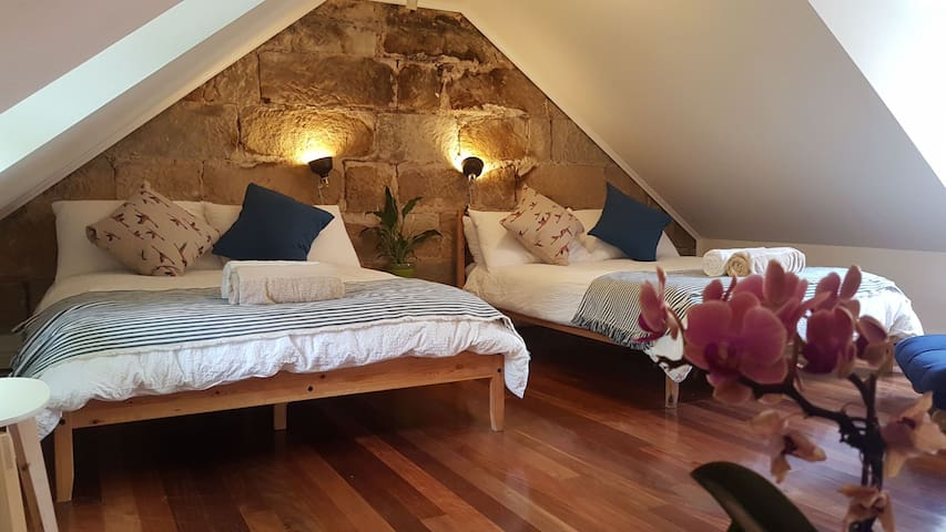 Loft-Style Room - Sydney City