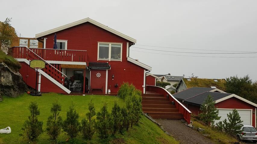 Bergen Norway familyhouse lovly Seaview