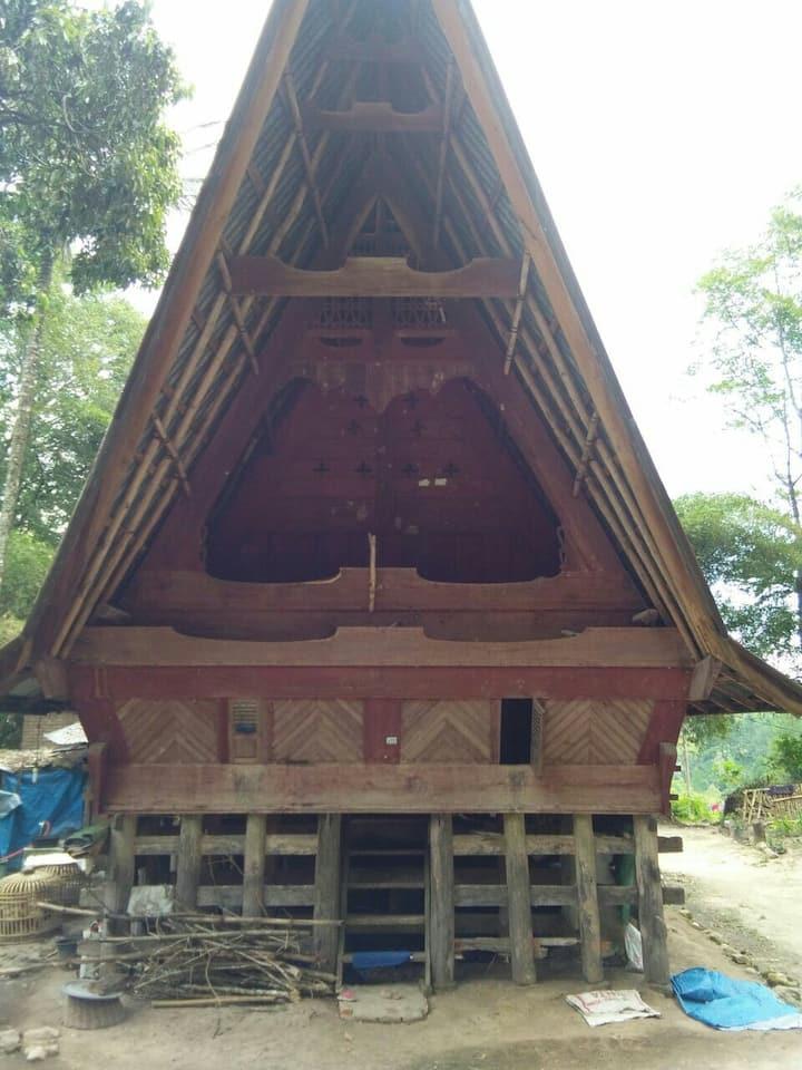 Sidabutar's home stay sosor tolong
