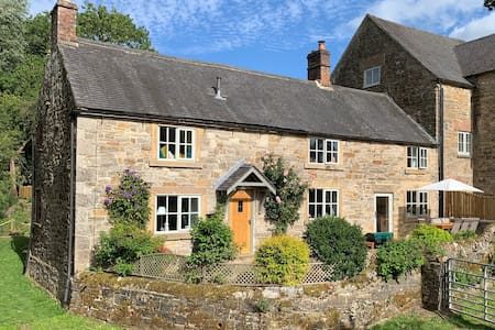 Atlow Mill Cottage - luxury cottage *PRICED FOR 6*