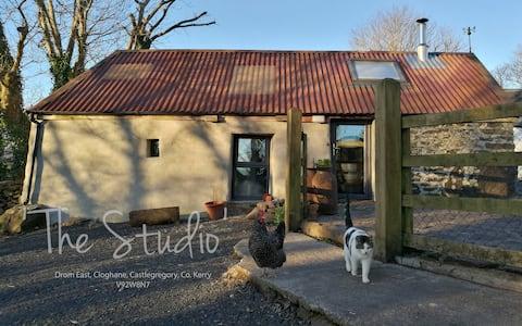 'The Studio', Castlegregory/Cloghane/Dingle