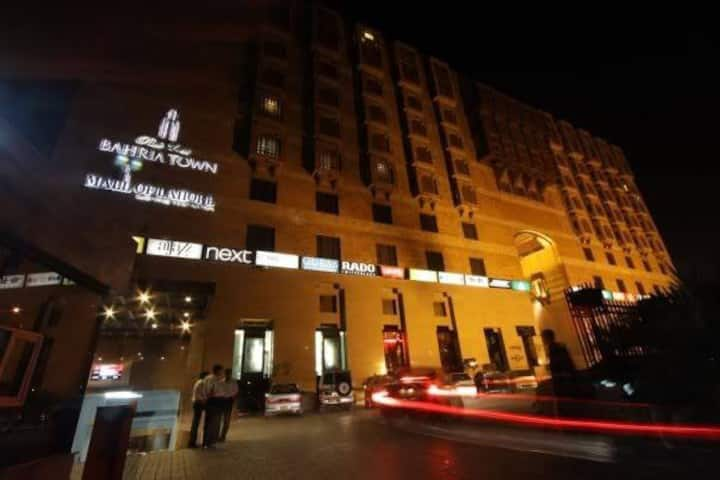 Mall of Lahore, Luxury Apartment