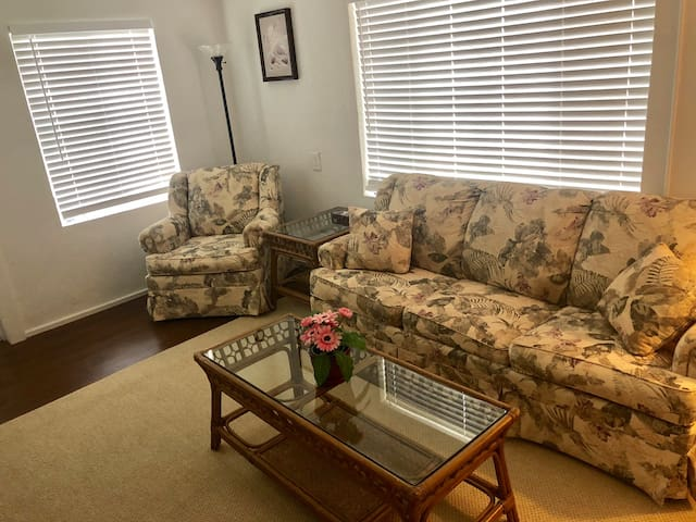 Cozy 1/1 apartment near downtown Stuart, Florida