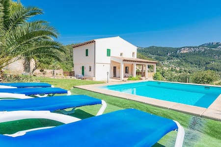 Absolute LUXURY Villa - Mountains Private Pool - Andratx