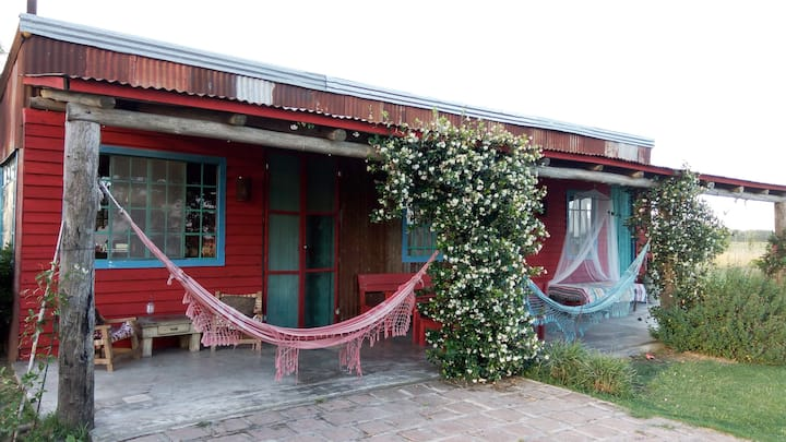 """Chacra de campo en Barrio Cerrado """"Rancho Alegre"""""""