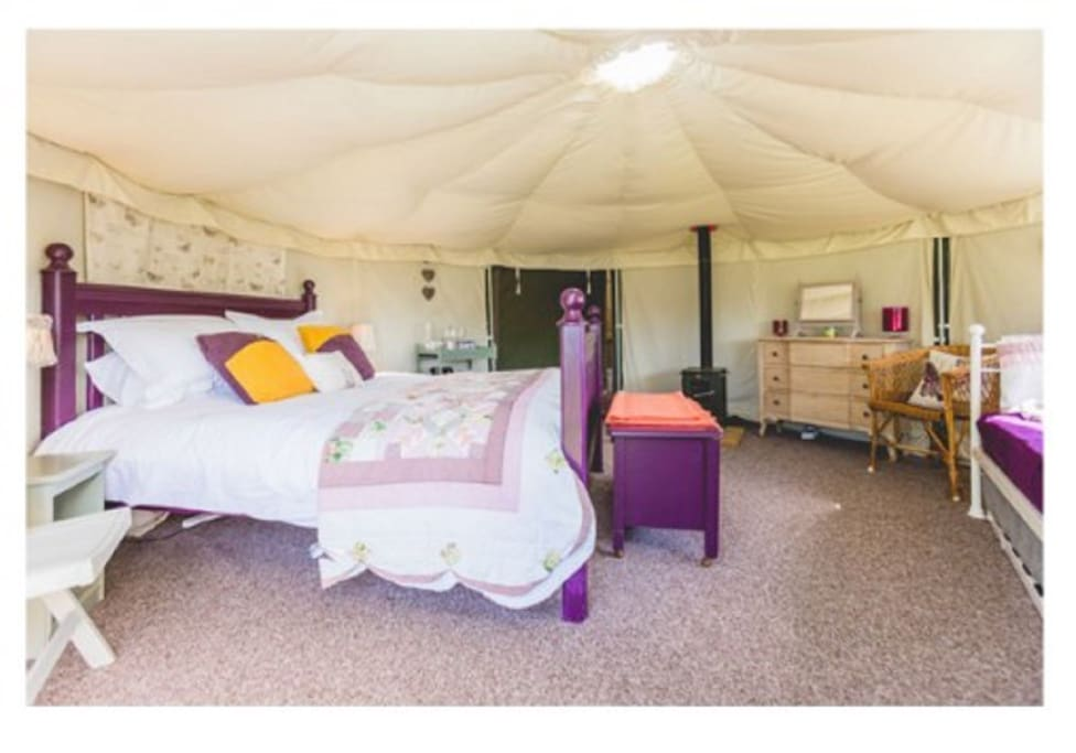 Luxury Glamping at it's best