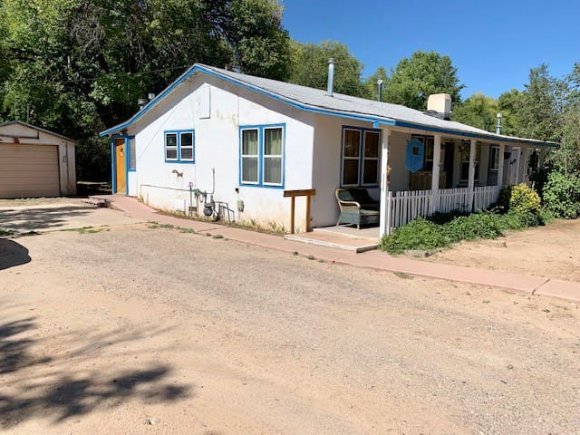 Shabby Chic Home in Albuquerque's North Valley