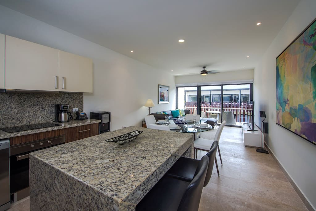 Spacious, fully furnished with everything you need and more!