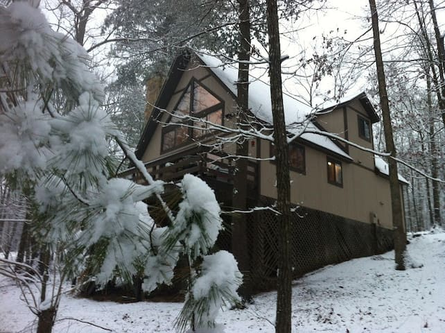 3 bed/2 bath Chalet on Bryce Resort - Mount Jackson - Huis
