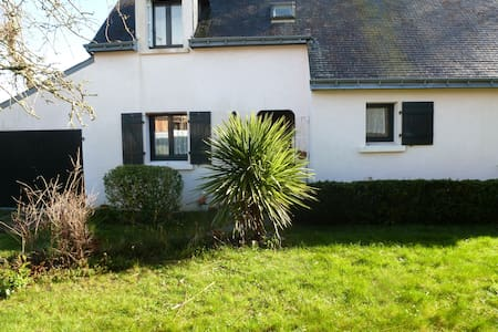 Maison de vacances dans le Morbihan - Quéven