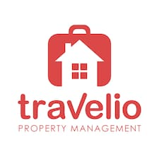 Travelio is the host.