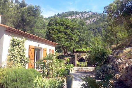 Mas provençal proche calanques/mer - Cuges-les-Pins - House
