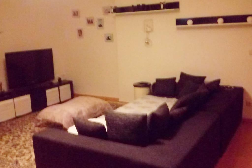 XXL Couch