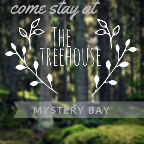 The Treehouse, Mystery Bay - Mystery Bay - Hus