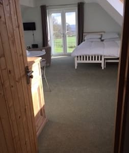 Countryside studio accommodation - West Monkton - Other