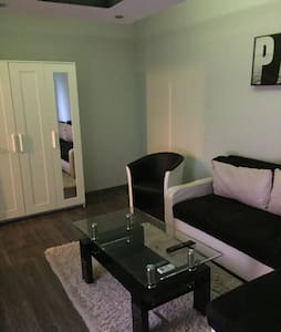 Cozy & modern apartment close to the airport - Budapest - Apartmen