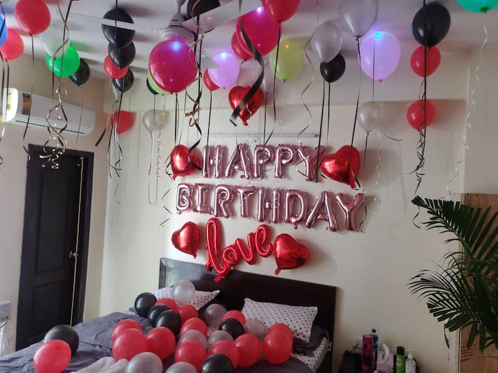 Theme decoration for all special moments