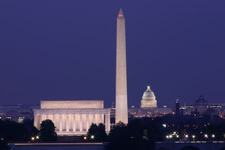 National Mall, Monuments & Museums - Waszyngton