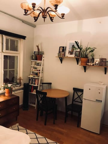Cozy apartment in the heart of Punavuori