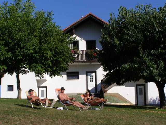 ROOM WITH TWO SINGLE BEDS - Selište Drežničko - บ้าน