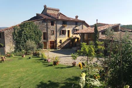 STANZE IN CASA DI CAMPAGNA IMMERSA NELLA NATURA - Vigolzone - Bed & Breakfast