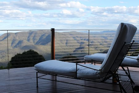 EXHALE 1: Spectacular Views on the Mountain's Edge - Tamborine Mountain