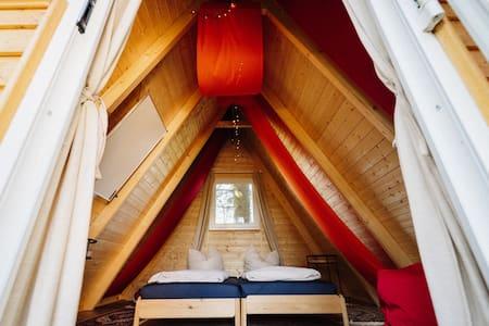 Anna Elbe Waldhütte Villa Knautschzone