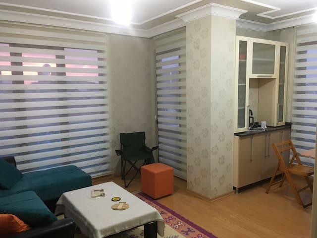 Sharing Flat in Asian Side, Yeditepe Üniversitesi - Dudullu Organize Sanayi Bölgesi - Departamento