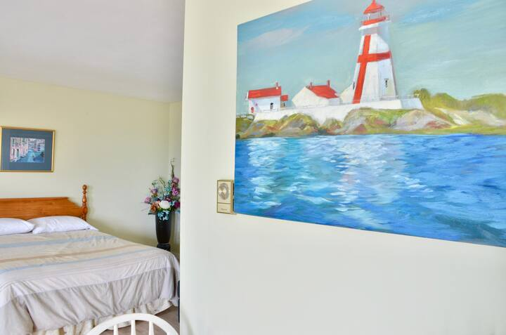 Enjoy the view by Bouctouche Bay  - 2 BEDS STUDIO