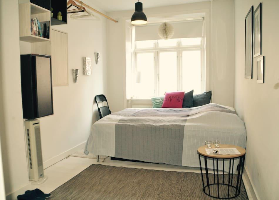 Central lovely and great location wohnungen zur miete for Kopenhagen unterkunft