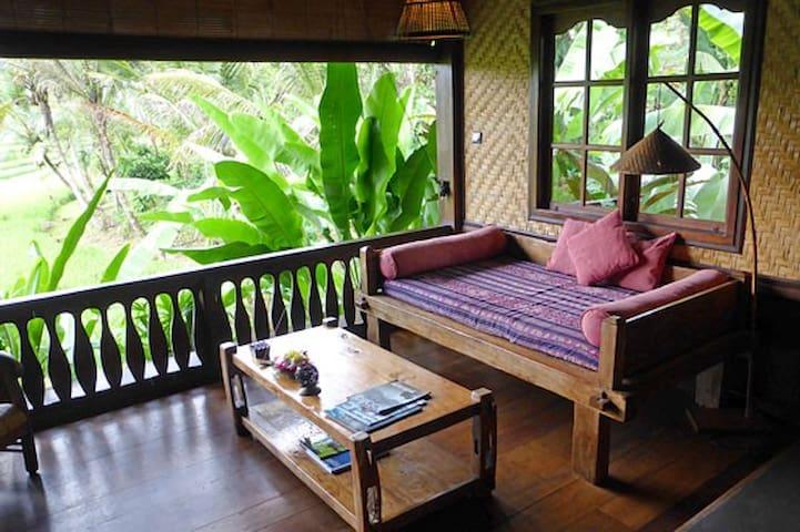 Harvest Bungalow @ Bali Eco Stay - Tabanan