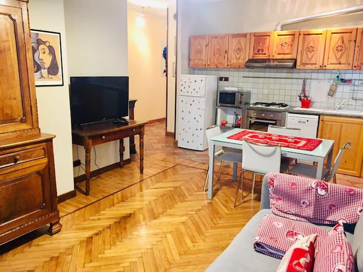 Appartamento in pieno centro di Limone Piemonte