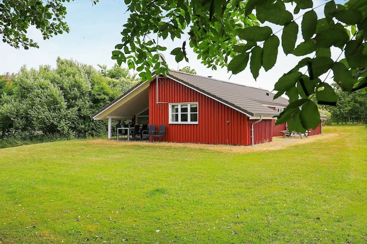 Charming Holiday Home in Vestervig with Sauna