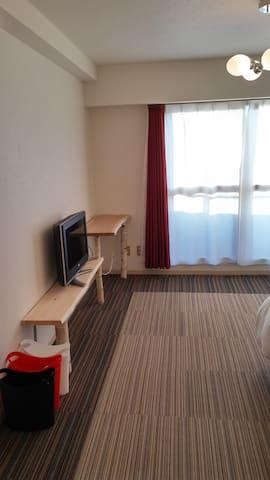 白樺荘 Shirakaba House - Chuo Ward, Sapporo - Apartment